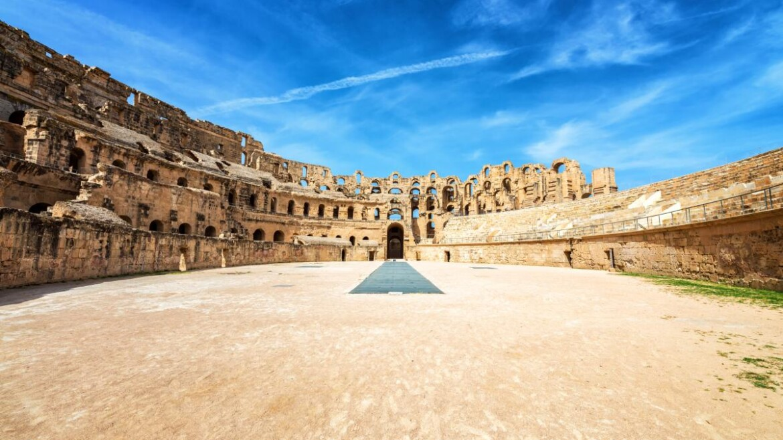 Notre trip de Médina de Hammamet à Carthage