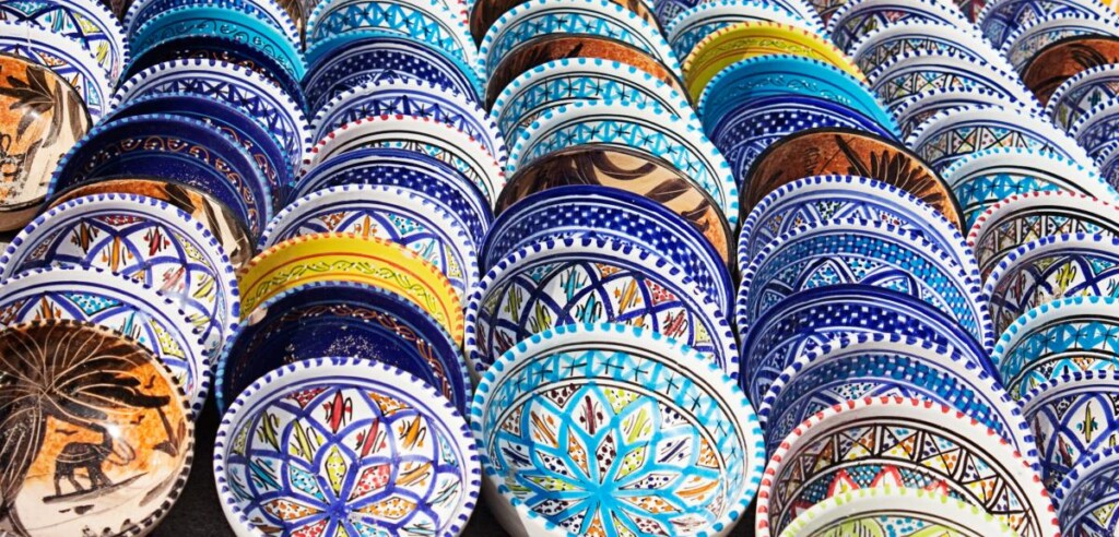 Poterie traditionnelle Tunisienne
