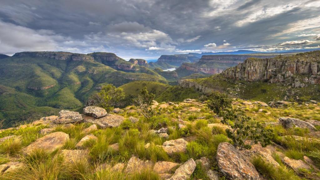 Canyon de la rivière Blyde Lowveld