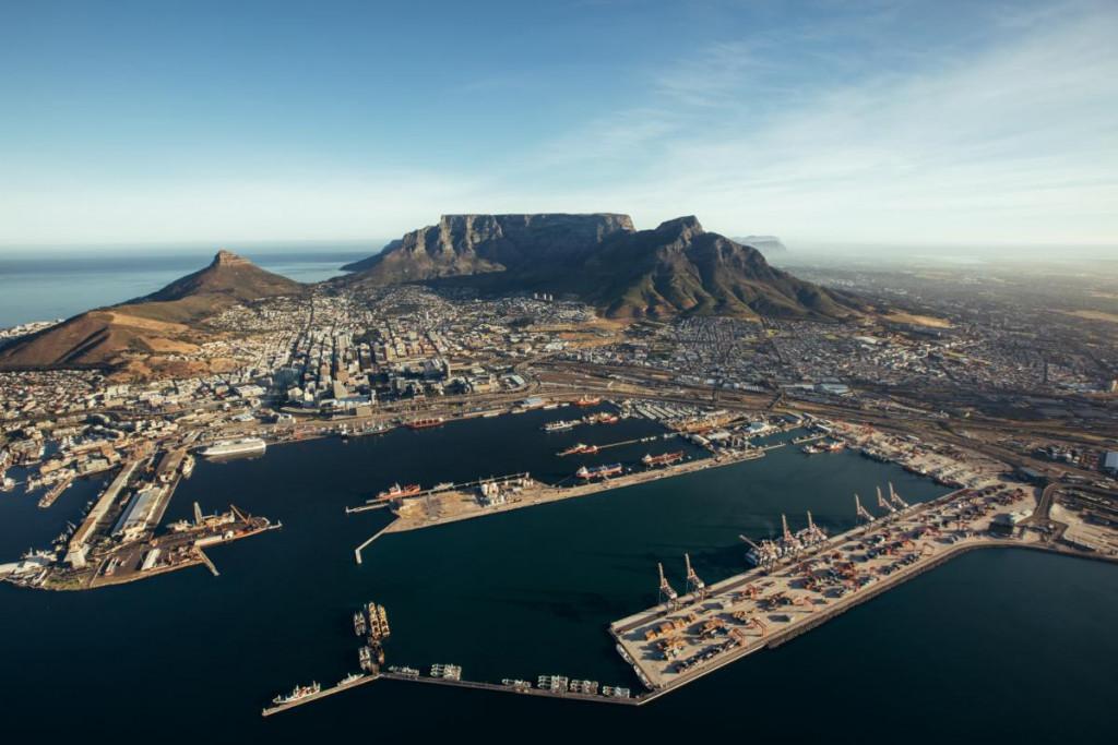 Le Port de Cap Town